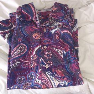 Beautiful Alan Flusser dress shirt great condition